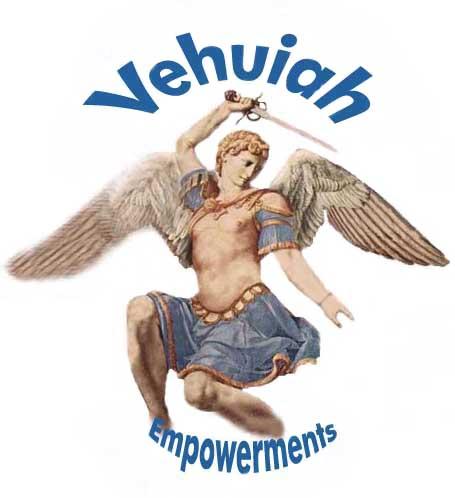 Angel serafin Vehuiah...