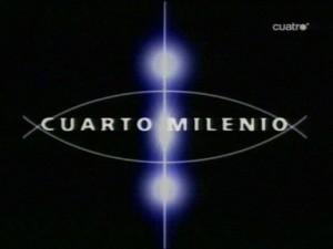 Programa de televisión cuarto milenio...