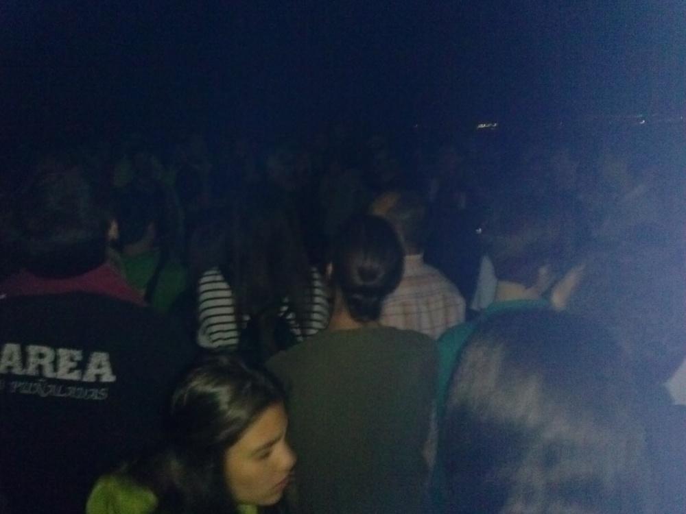 Dia 11/06/2014, evento en la montaña Montserrat (Barcelona).  (3/4)