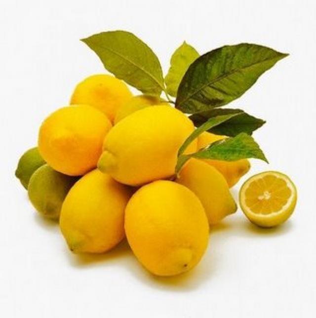 El limón para limpiar malas vibraciones...  (2/5)
