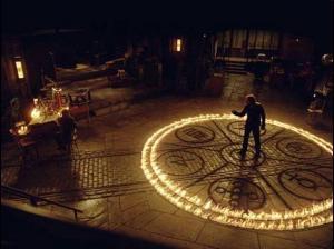 Circulo mágico.